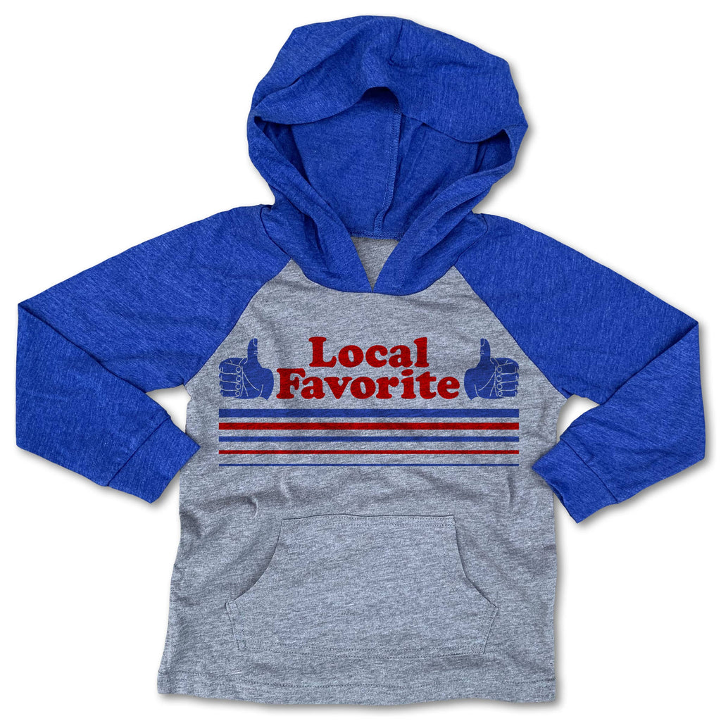 Rivet Apparel Co. -Local Favorite Hooded Tee