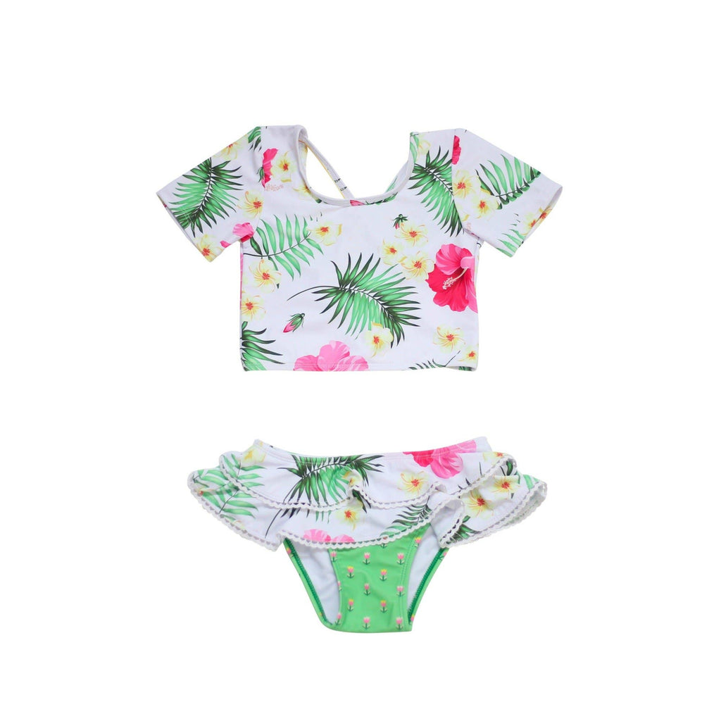 Blueberry Bay- Sunset Cove Two Piece Set