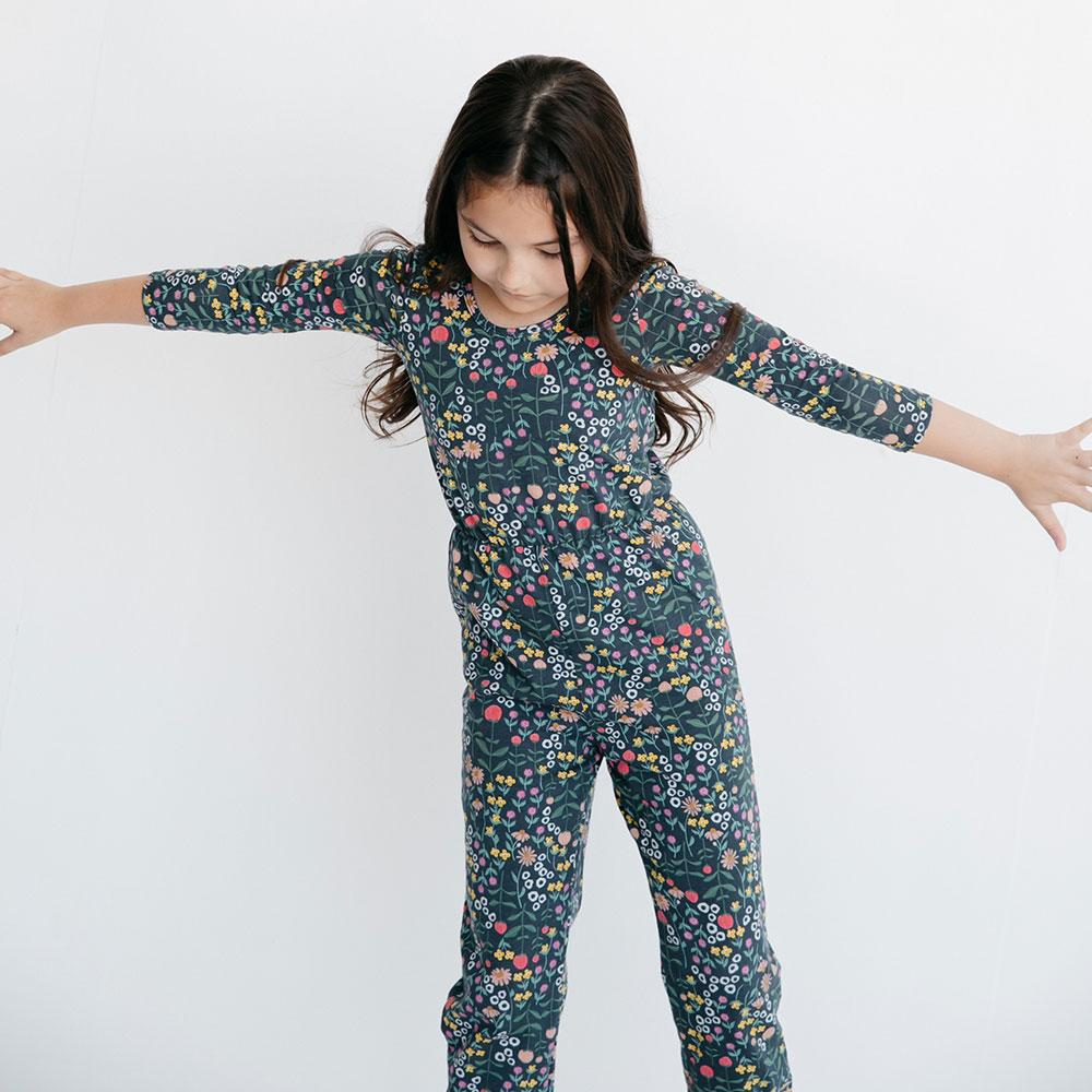 Alice + Ames- THE JUMPSUIT IN HANNA FLORAL BY AUDREY SMIT