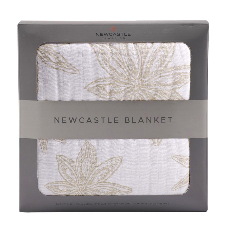 Newcastle Classics - Star Anise Newcastle Blanket