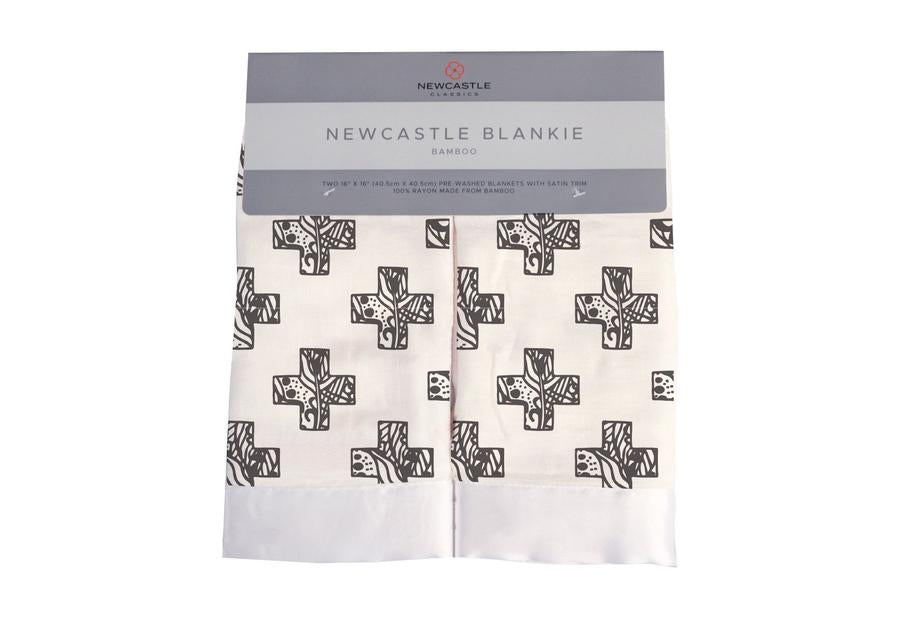 Newcastle Classics - Nordic Cross Newcastle Blankie