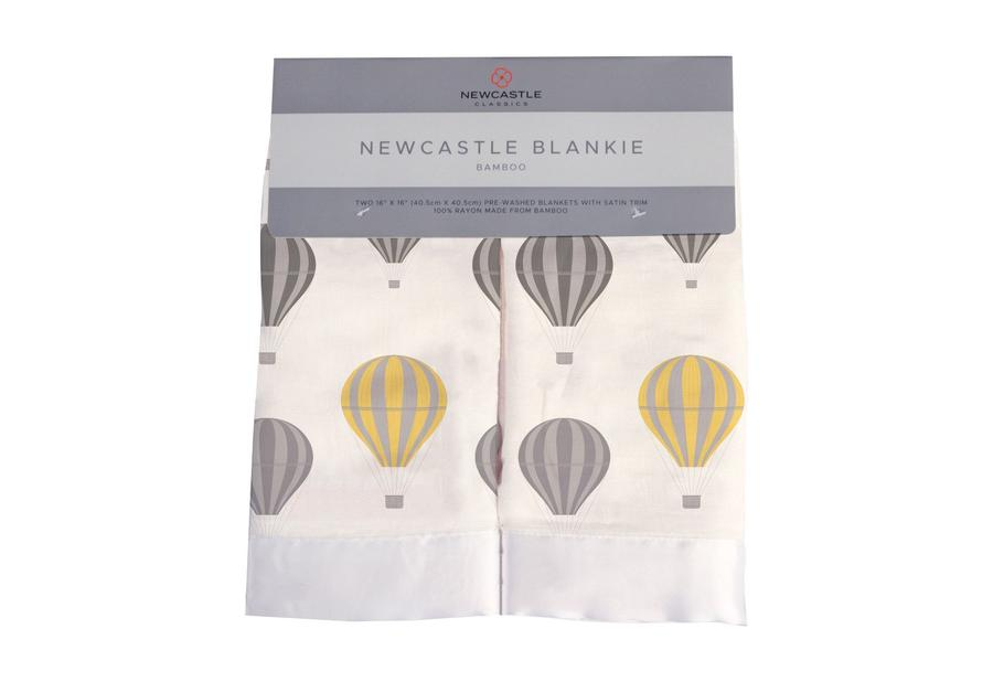 Newcastle Classics - Hot Air Balloon Newcastle Blankie
