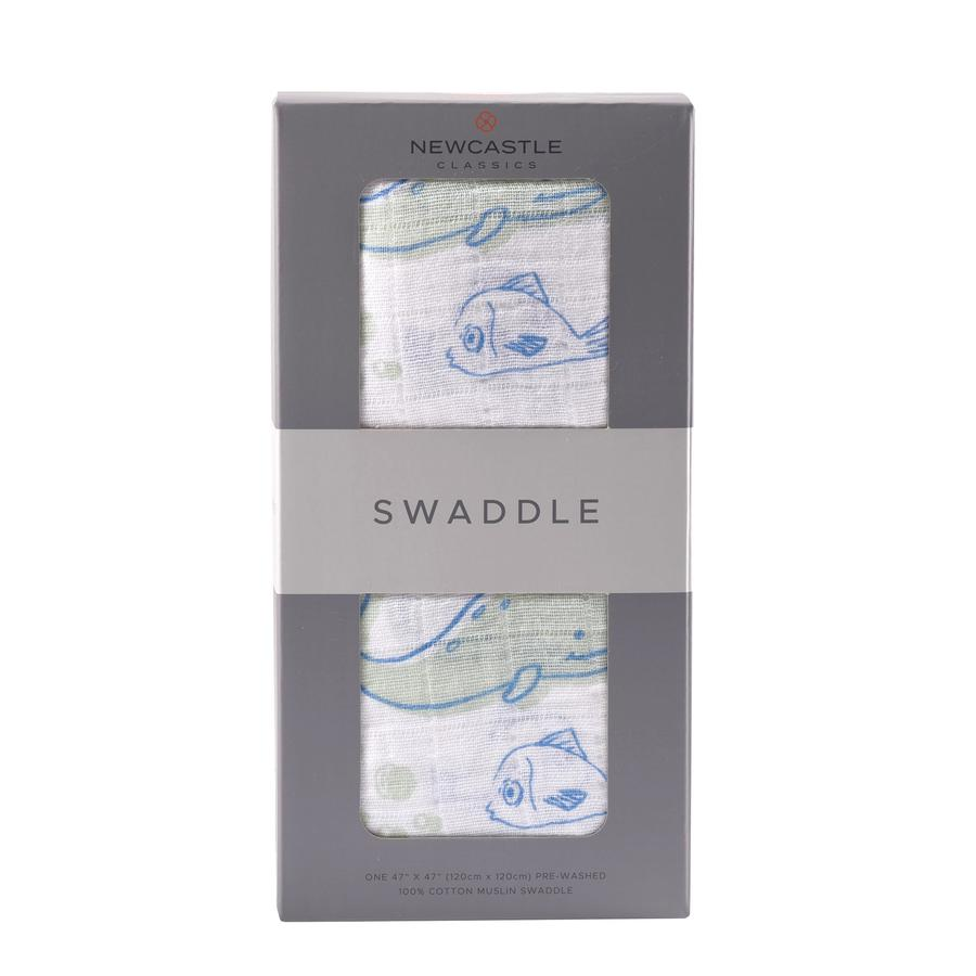 Newcastle Classics - Whale Swaddle