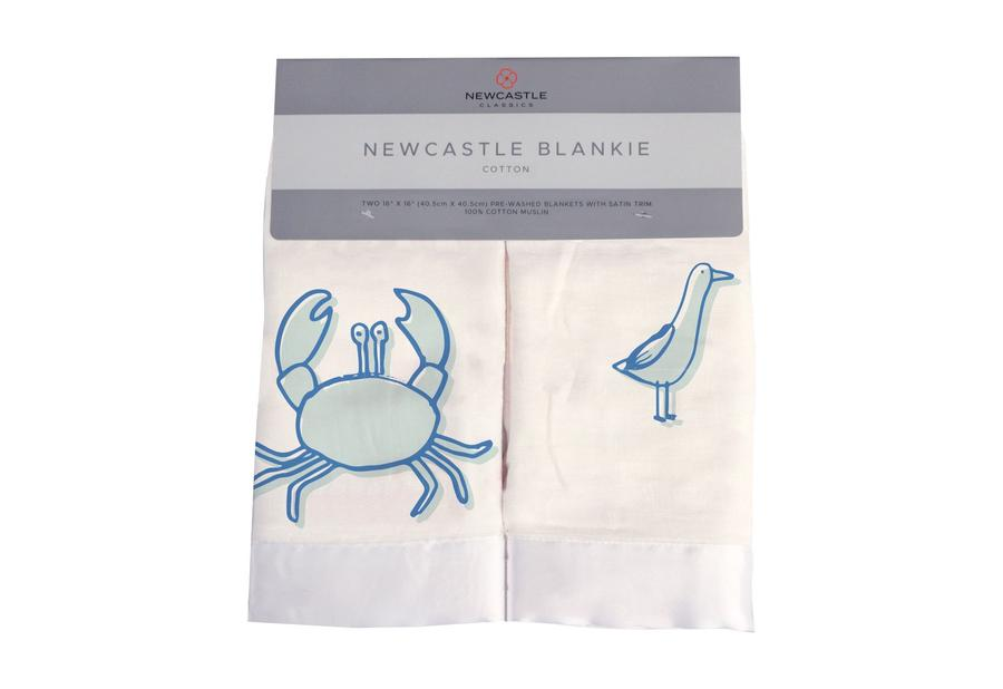 Newcastle Classics - Ocean Friends Newcastle Blankie
