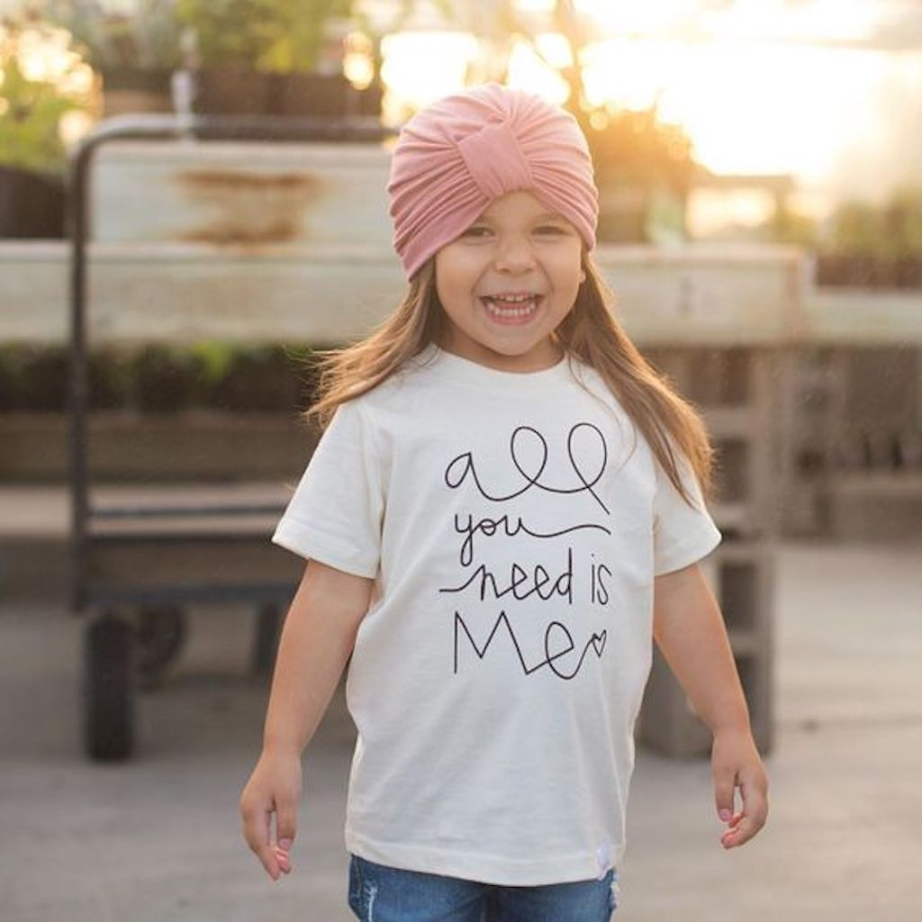 Tenth & Pine - All You Need Is Me // Short Sleeve Tee