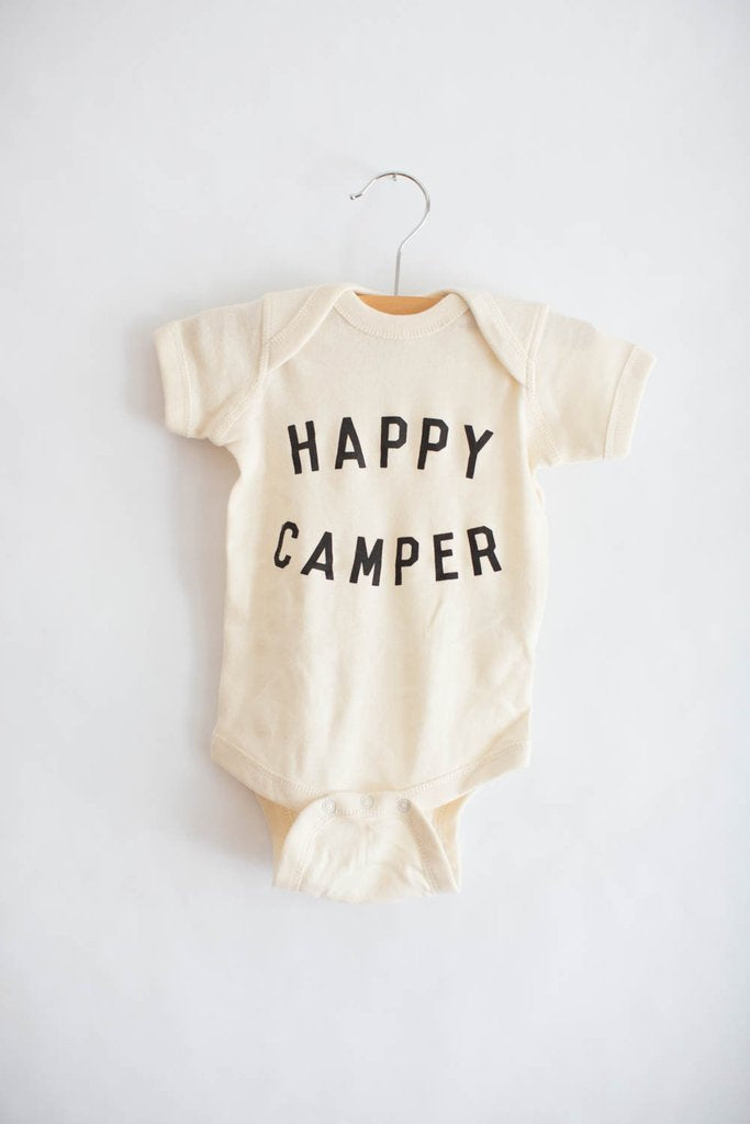The Bee & The Fox - Happy Camper (Onesie)
