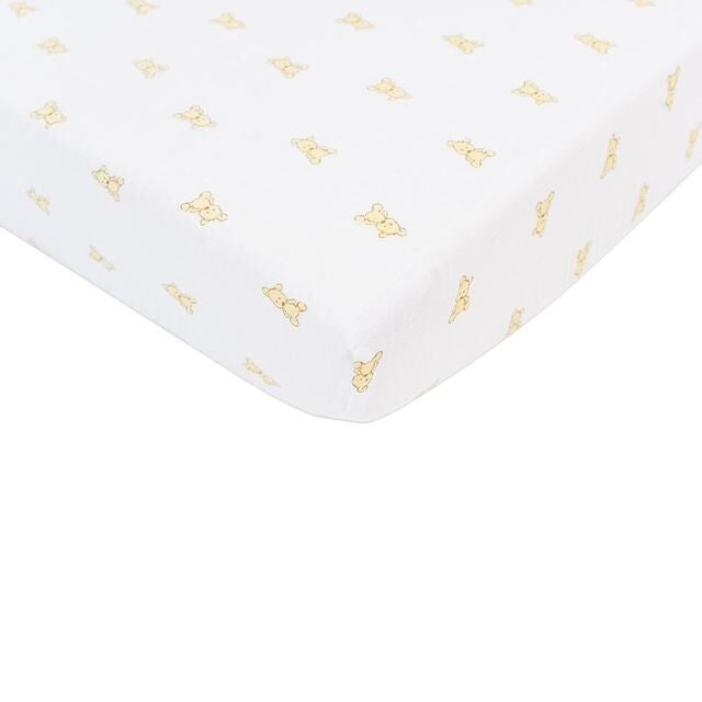 Newcastle Classics - Teddy Bear Crib Sheet