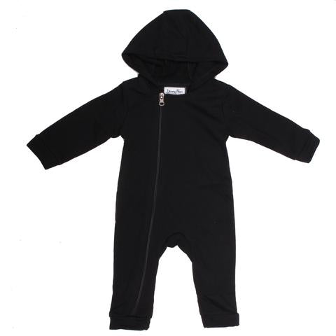 Young and Free Apparel - Cuddlesuit // Black