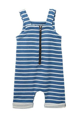 Young and Free Apparel - Blue Baby Overall