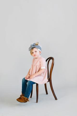 Young and Free Apparel - Pink Tunic
