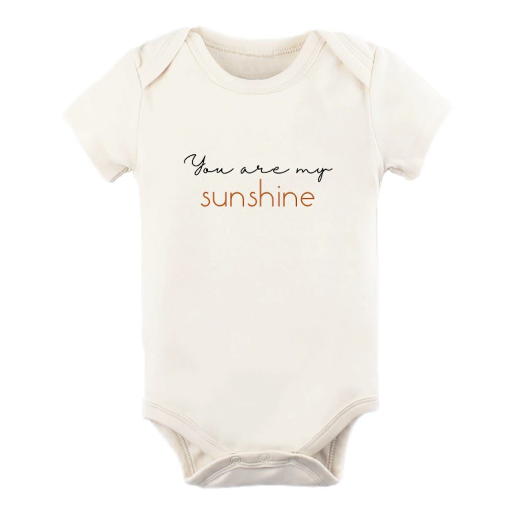 Tenth & Pine - You Are My Sunshine Short Sleeve Bodysuit