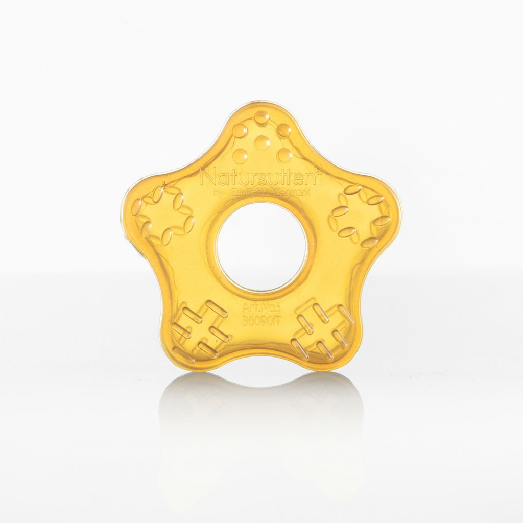 Natursutten - Teether Toy Star - Amber
