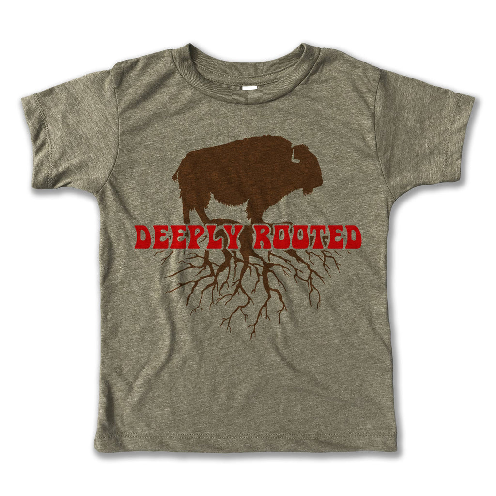 Rivet Apparel Co. - Deeply Rooted Tee