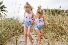Blueberry Bay - Bramble Patch Two Piece Swimsuit