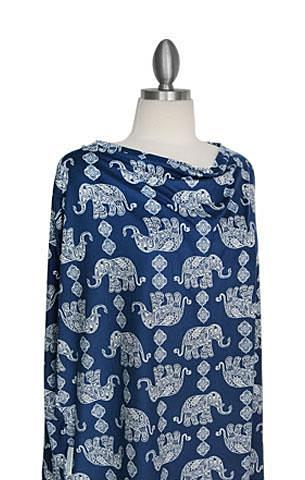 BOHO ELEPHANT- Multi-use Nursing Cover