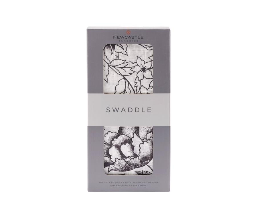 Newcastle Classics - American Rose Swaddle