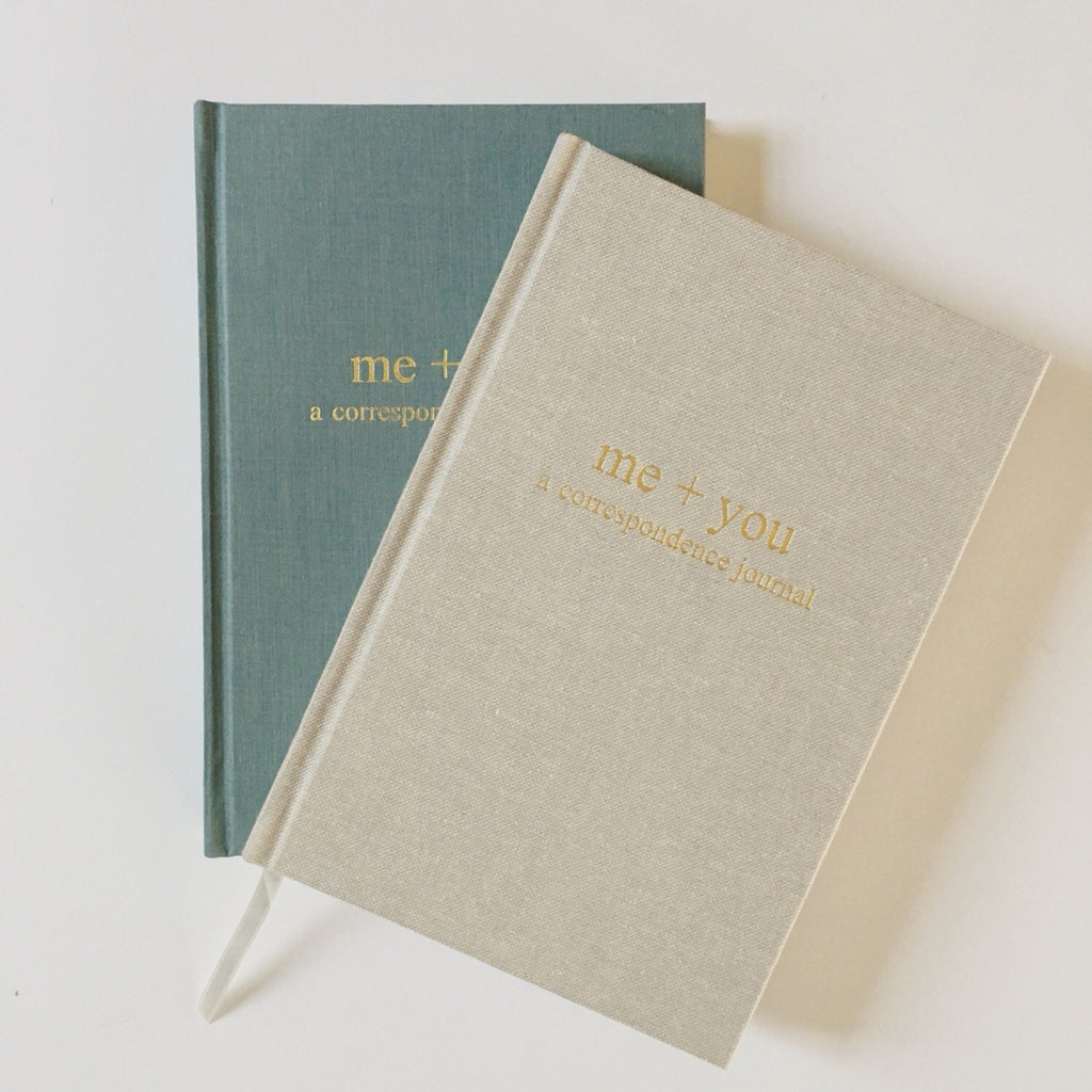 J. Sperling Paperie -- Me+You // A Correspondence Journal