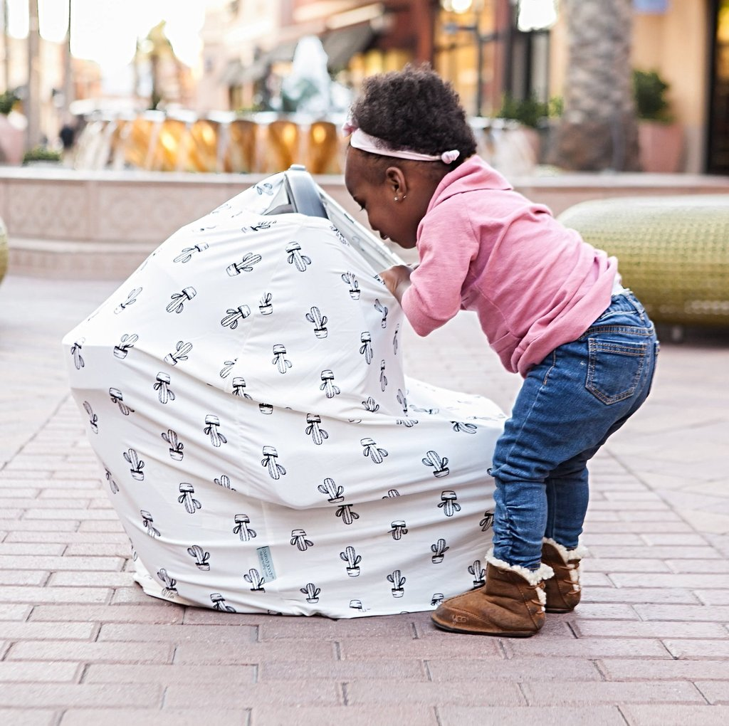 DESERT CACTUS- Multi-use Nursing Cover