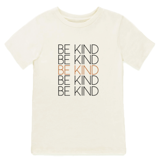 Tenth & Pine - BE KIND - ORGANIC TEE