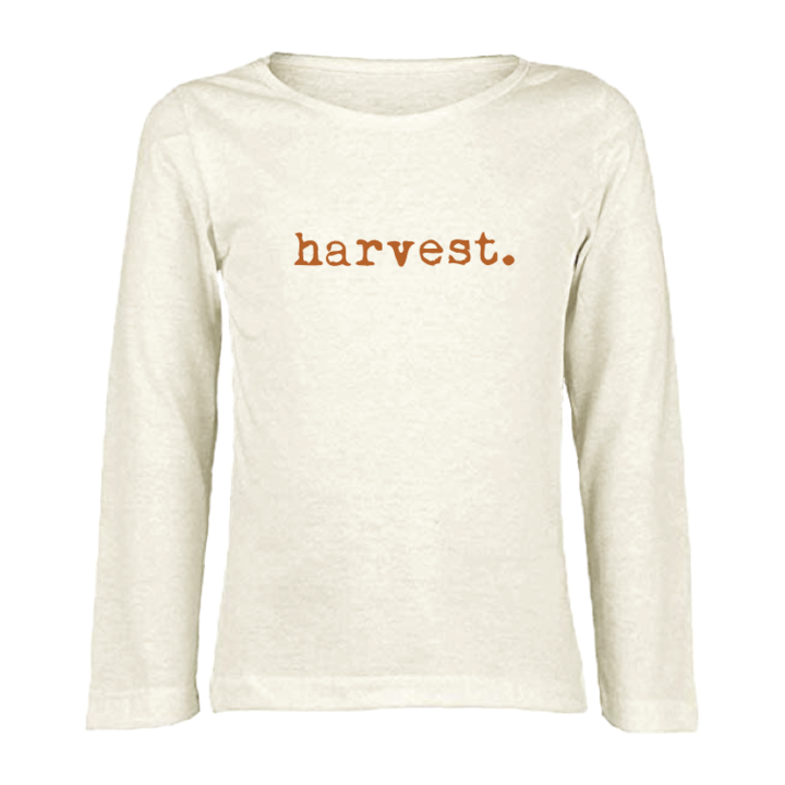 Tenth & Pine - HARVEST - ORGANIC LONG SLEEVE TEE
