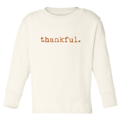 Tenth & Pine - // Thankful Long Sleeve Tee