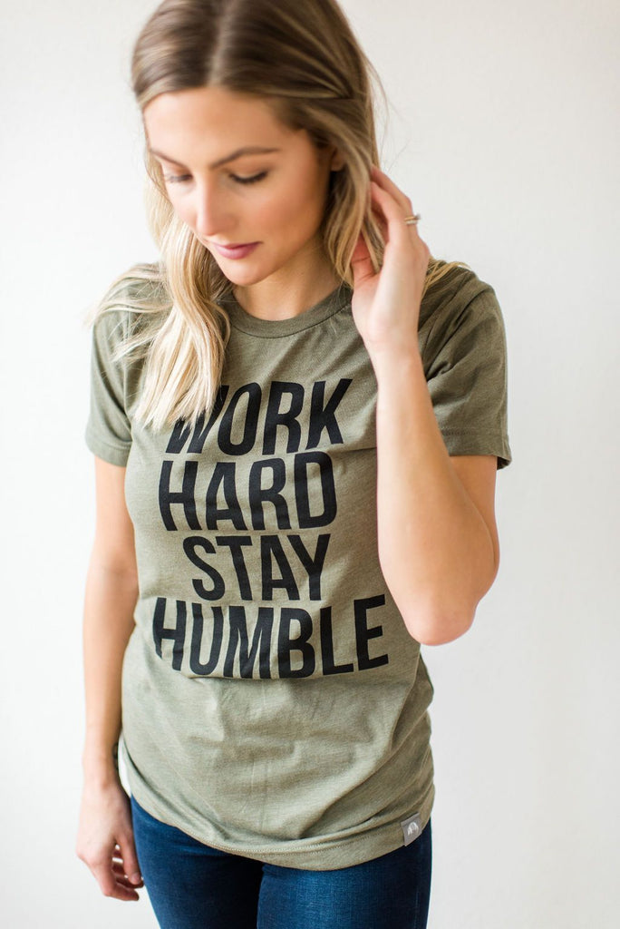 Ramble and Company - Work Hard Stay Humble