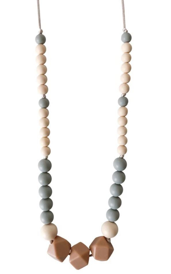 Chewable Charm - The Greyson Teething Necklace