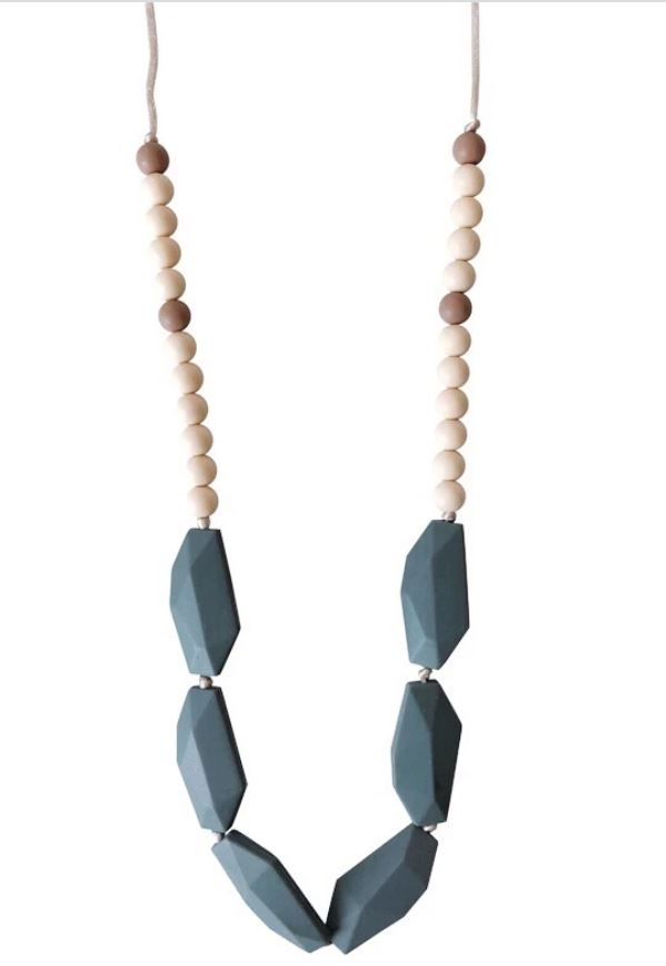 Chewable Charm - The Emerson Teething Necklace