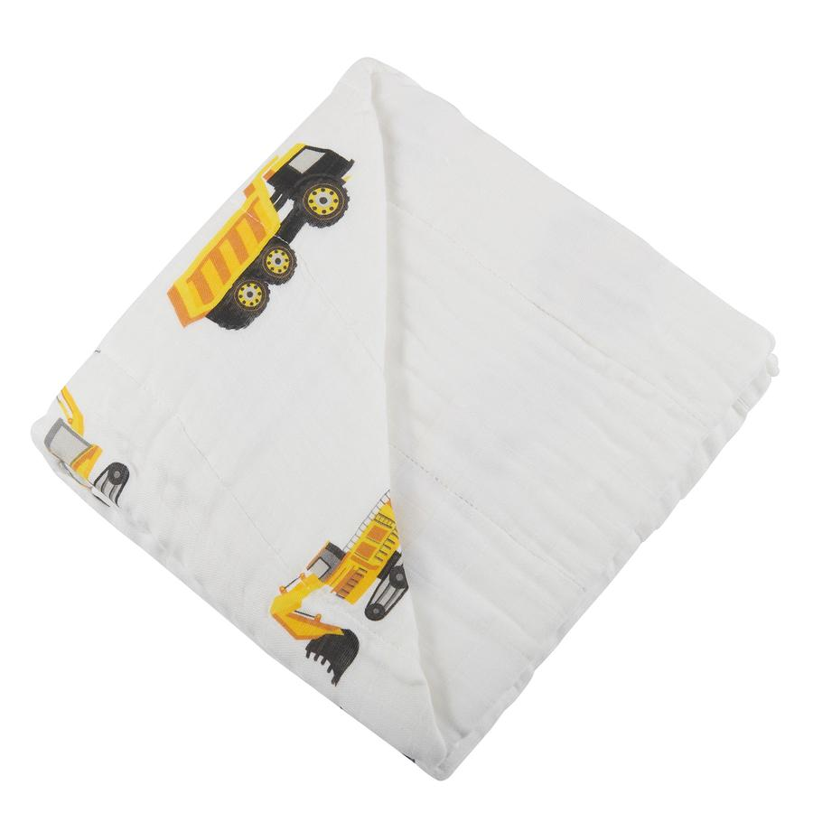 Newcastle Classics - Yellow Digger and White Newcastle Blanket