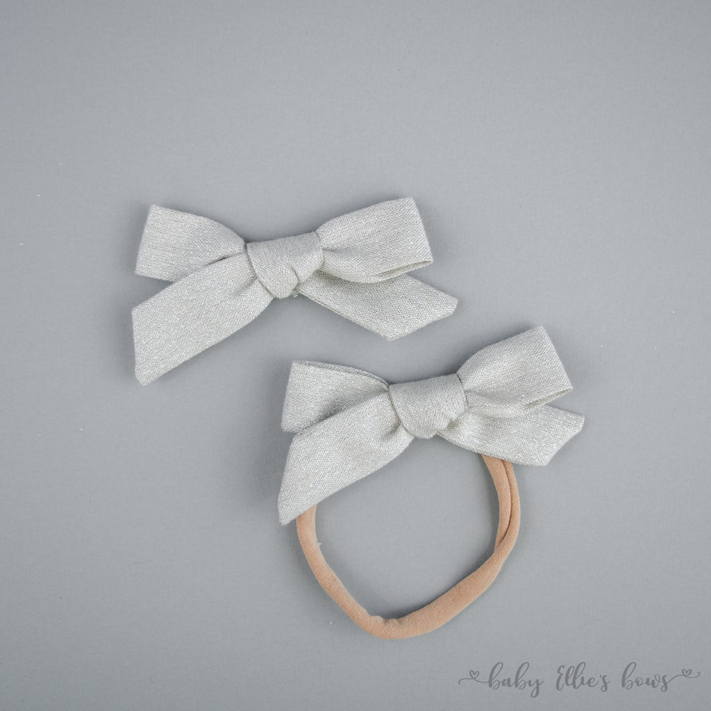 Baby Ellie's Bows - Shine - The Ellie Bow