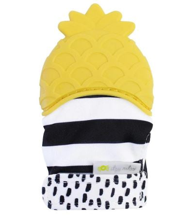 Itzy Ritzy - ITZY MITT™ TEETHING MITTS - Pineapple Mitt