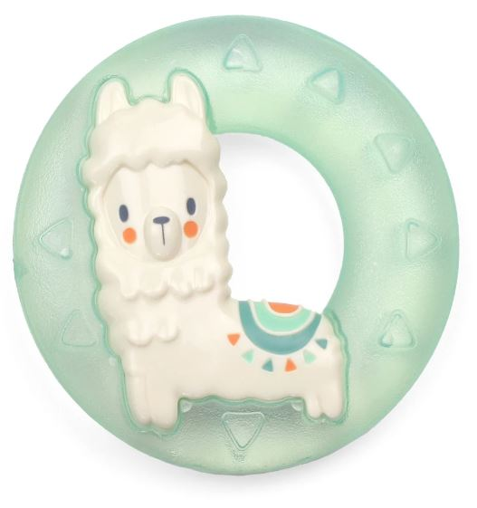 Itzy Ritzy - CUTE 'N COOL™ WATER TEETHER - Llama Water Teether