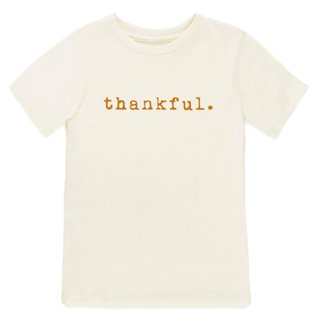 Tenth & Pine - // Thankful Short Sleeve Tee