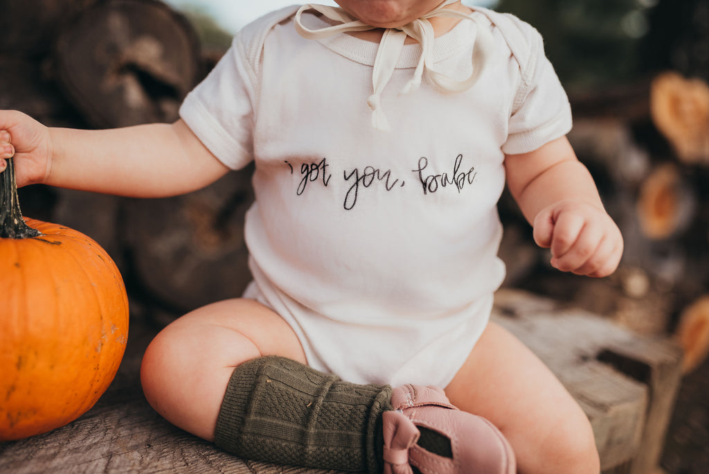 Brixton Phoenix - I Got You Babe Short Sleeve Bodysuit