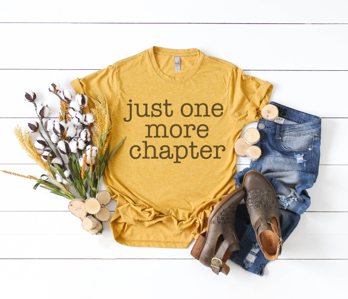 M.B. Paper Design - Just One More Chapter