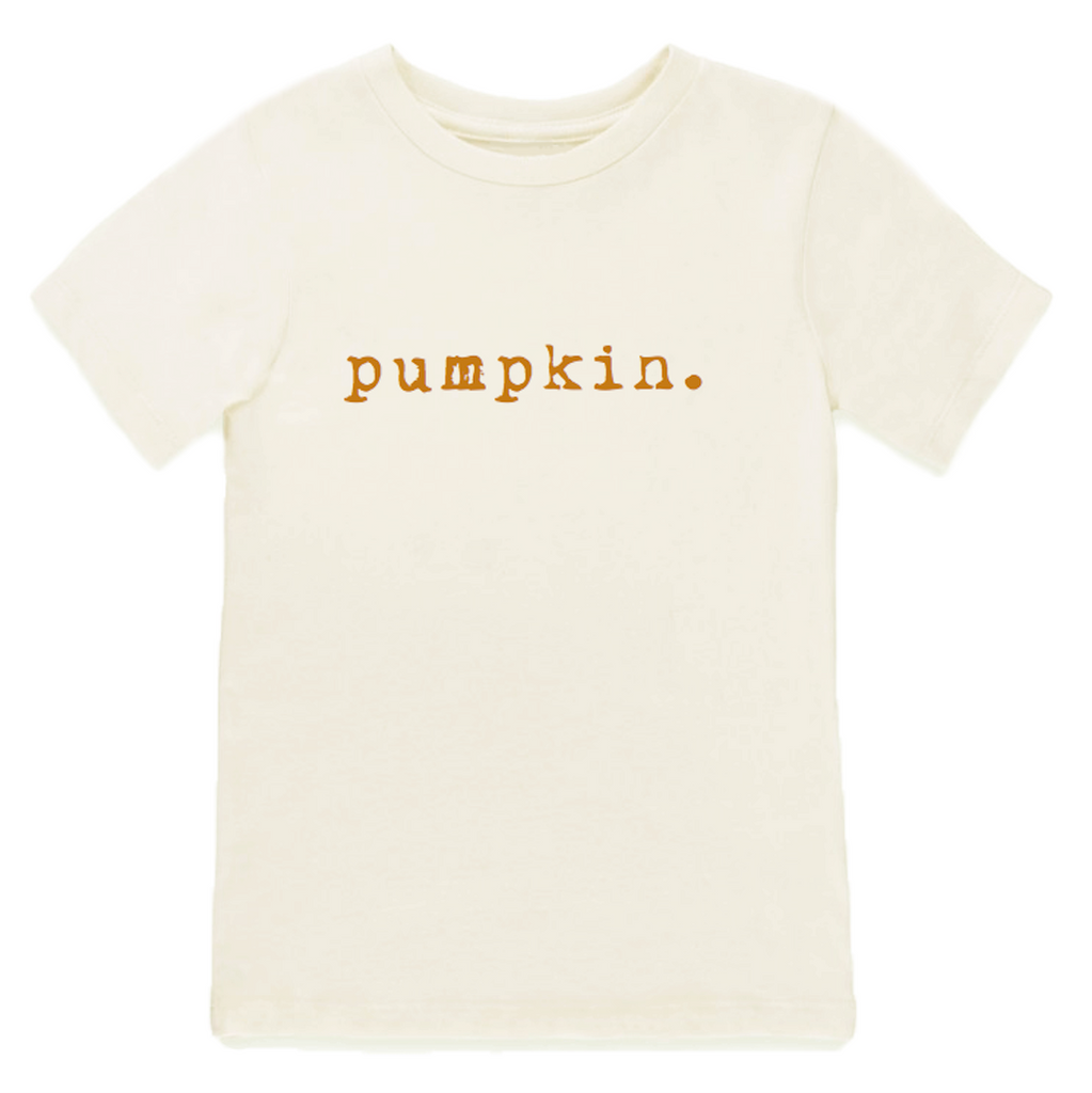 Tenth & Pine - Pumpkin Short Sleeve Tee
