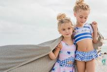 Blueberry Bay - Sea La Rie Two Piece Swimsuit