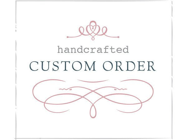 Custom Order- HEADWRAP BOWS ONLY