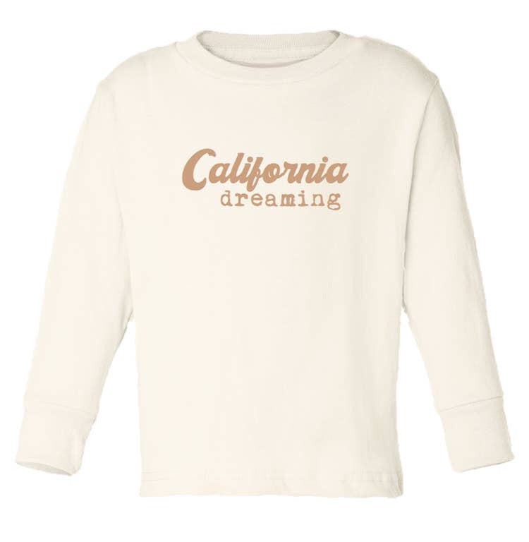 Tenth & Pine - //  California Long Sleeve Tee