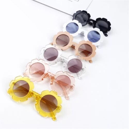 Flower Power Toddler Sunnies