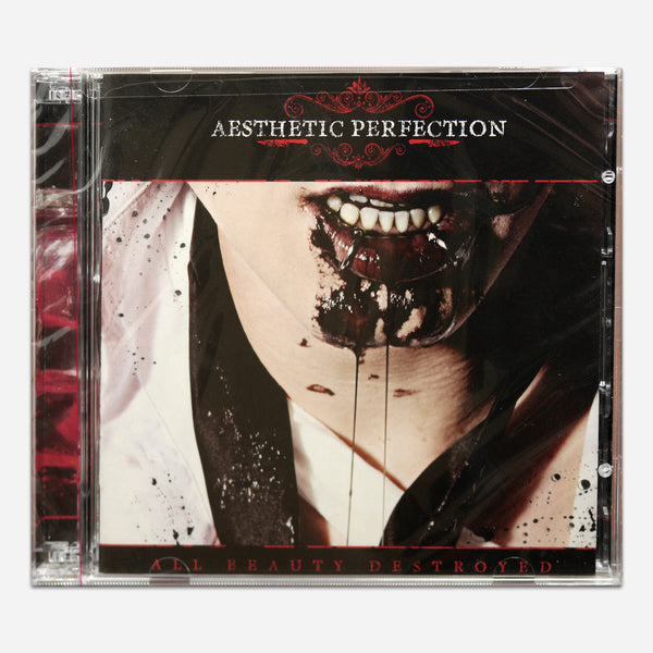 All Beauty Destroyed // 2CD