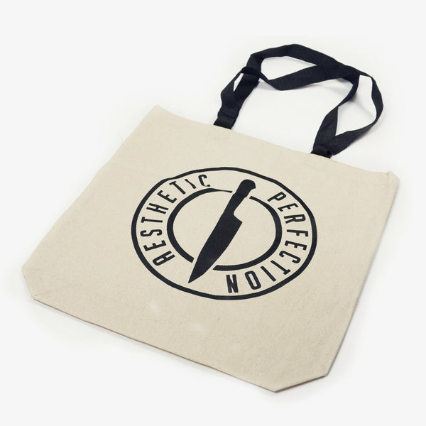 Knife Logo // Tote Bag