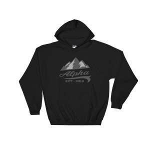 "Alpha ""New Heights"" Hoodie"