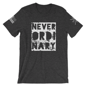 VA Never Ordinary Tee