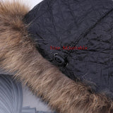 PLUSH Genuine Fur Hunter hat