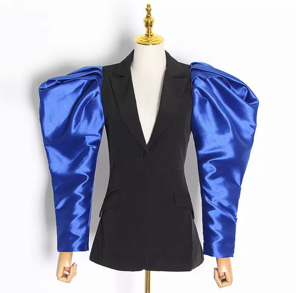 Blue Magic Blazer