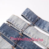 Denim on Denim Skirt (Limited)