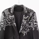 The Ultimate Bling Blazer