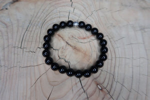 Black Agate - Protection + Grounding