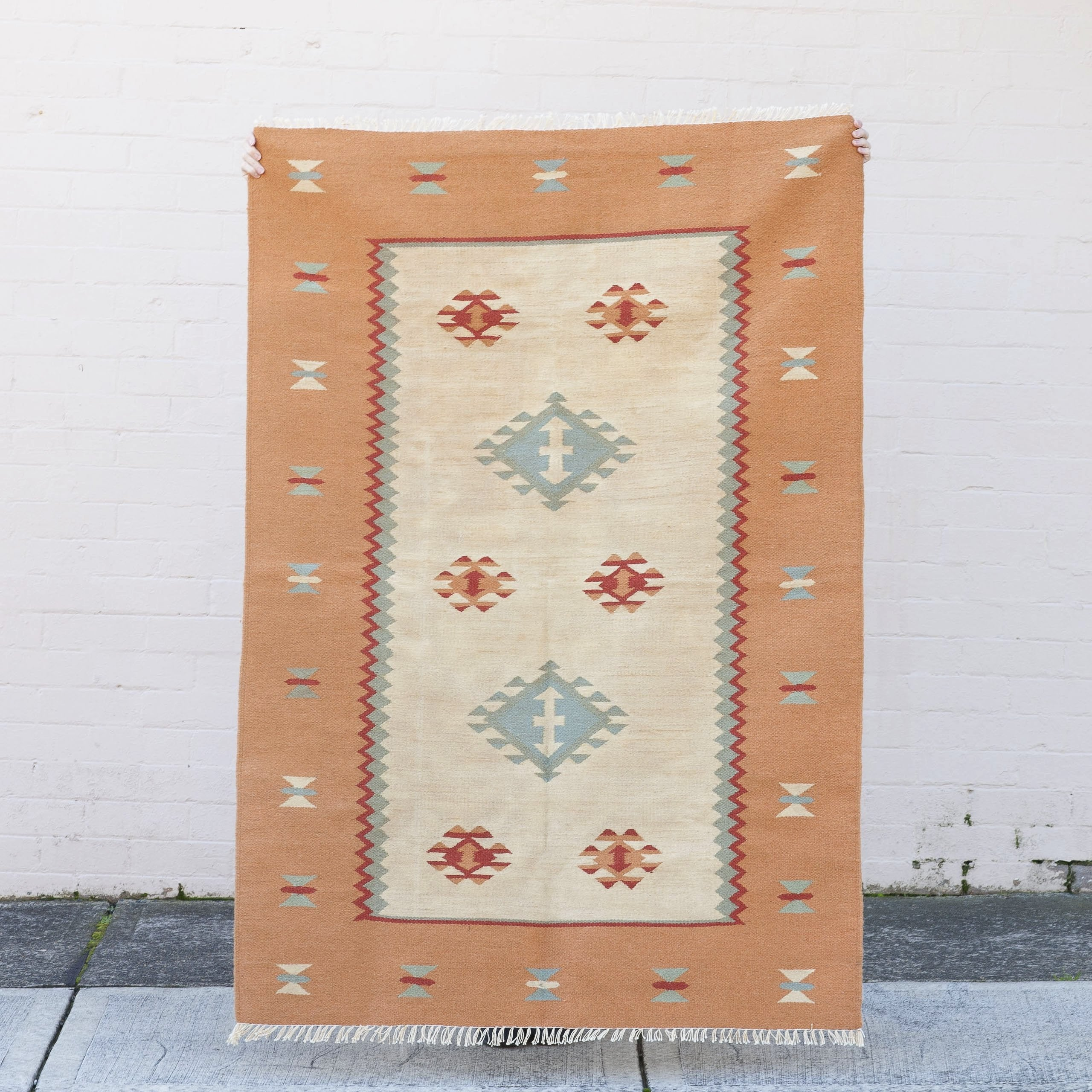Vintage Turkish Kilim